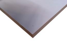 Frontwall Azure L, 130 cm, Multiplex, Light grey