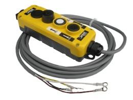 Kontrollbox för eltipp, modell 405 cm
