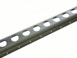 Rail for fixing bars 3 meters