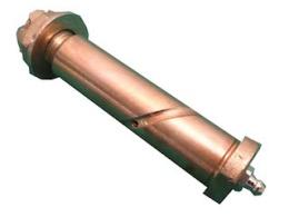 Turntable bolt (for fitting turntable model V to touw-bar model v) (24 x 90 mm)