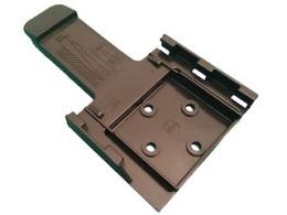 Support for brake lock, plastic