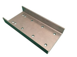 Support for heavy duty prop stand , boltable + galvanised (for model Azure H)