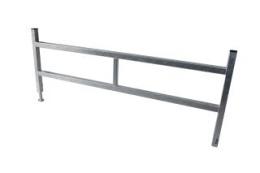 Framstam 155x50 cm till Azure H / Cobalt H, galvaniserad