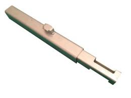 Post Cobalt H, Back, 40 cm, Pendulating, Left