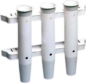 Fiskespöhållare trippel