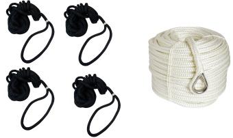Nautec Förtöjningspaket - Watski mooring kit