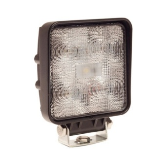 LED ARBETSLJUS 12/24V 5 LED 15W