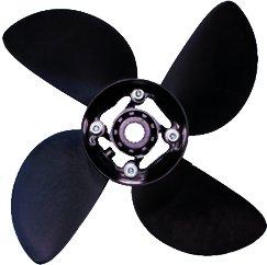 Propulse 4-bladig propeller