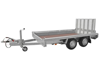 Anssems TERRAX - 2 axlar 2600 kg Basic