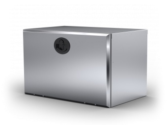 Verktygslåda aluminium 600x350x370 mm