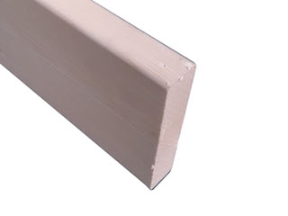 Cover board, 335 cm, Side