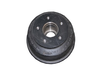 Bromstrumma 200 x 50 mm, utan kullager, för axlar 1350 kg