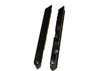 Cap below for aluminium wall for model Amigo) (left and right)