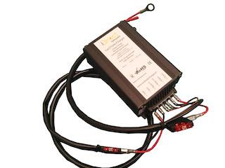 Automatisk batteriladdare