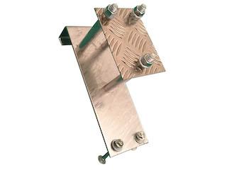 Spare wheel support, Azure H, Ladder rack, For 185/70 R13, 185 R14, 195/50 R13