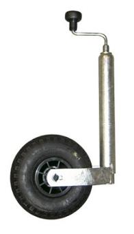 Vevbart stödhjul 260x85