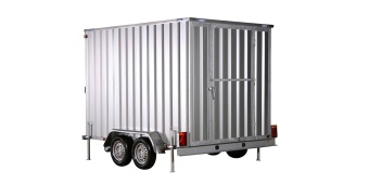 Variant 2000 MC XL - 2000kg - 300x208x210cm