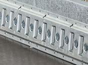 Combiskena aluminium 25 mm, 3 m