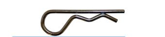 Fjädersprint Ø 2,5x45 mm