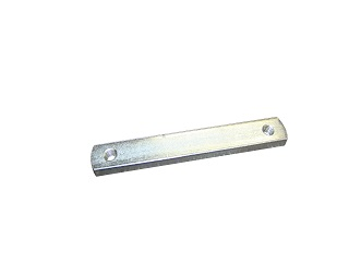 Strip for gudgeon pin- hinge