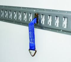 Variant Rem för Spännbandsskena 20 cm