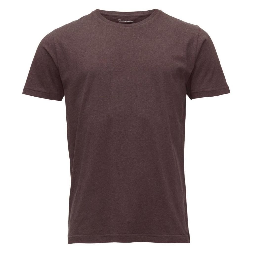 Basic T-shirt - Decadent Chokolade