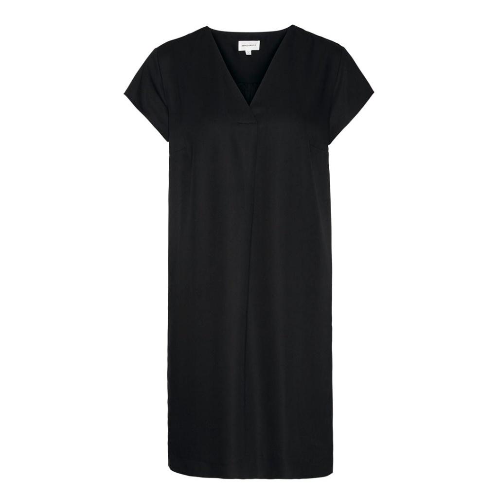 Lenkaa Dress - Black