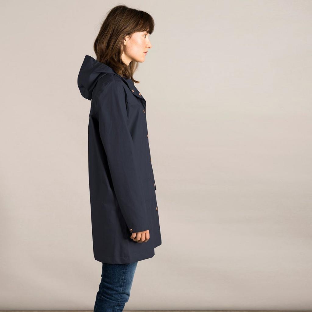 Ottawa Rain Jacket BP - Midnight