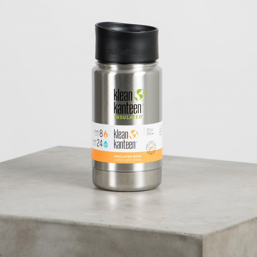 Termosmugg - 355ml - Brushed Steel
