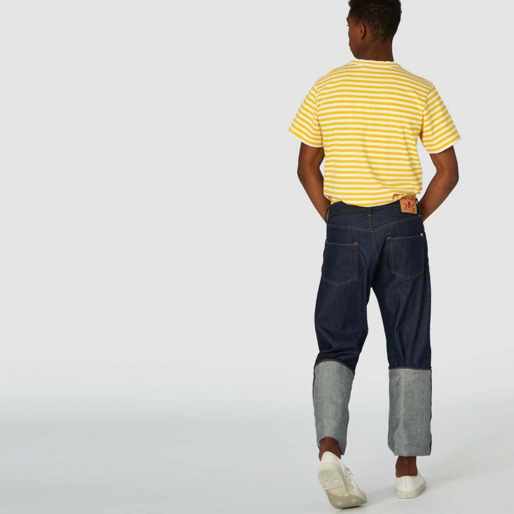 Darius - Lemon Stripe