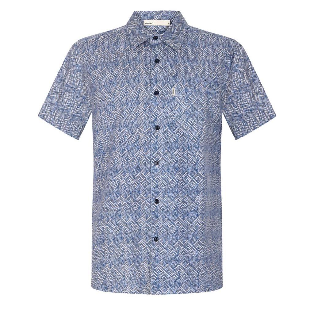 Crete Shirt - Stormy Seas