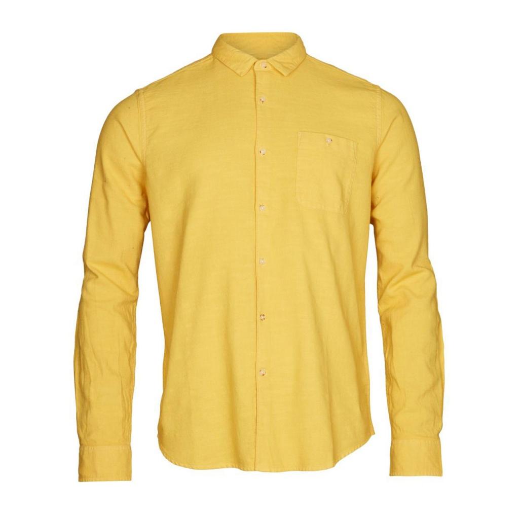 Slope Yarn Shirt - Bamboo