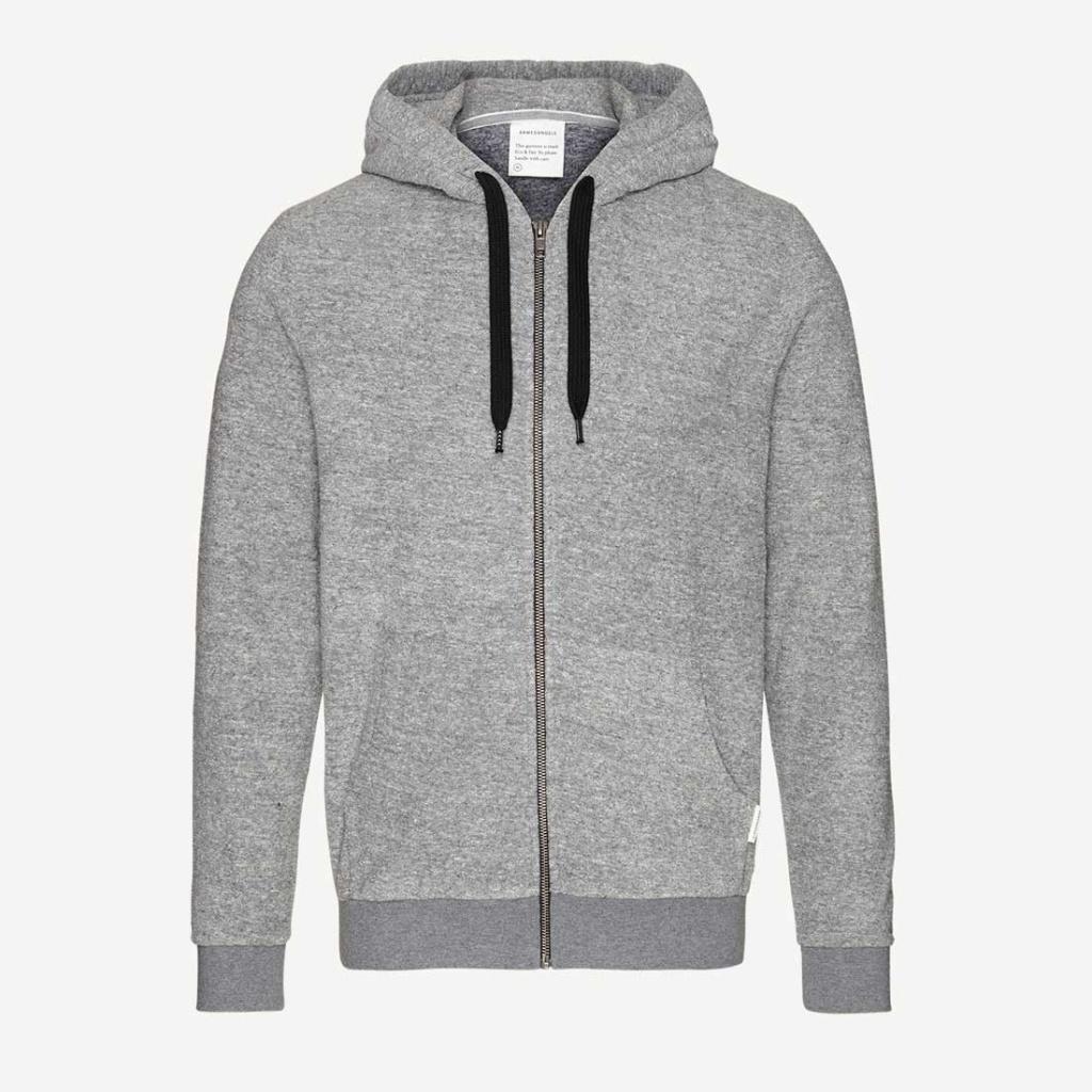 Bento Hoodie - Grey Melange