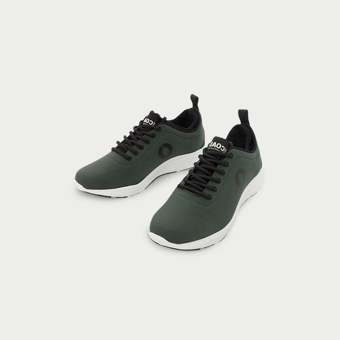 California Sneaker - Khaki