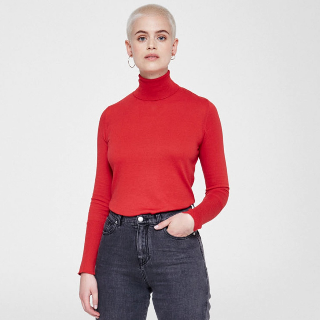 Celeste - Scarlet Red