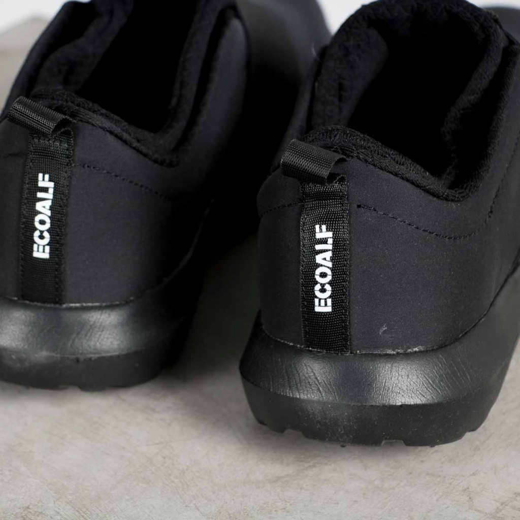 Boston Sneaker - Black