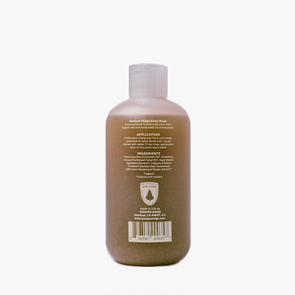 Desert Cedar Body Wash