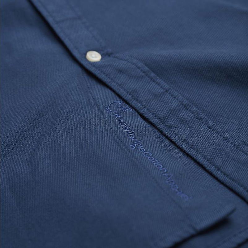 Tencel Twill Shirt - Insignia Blue