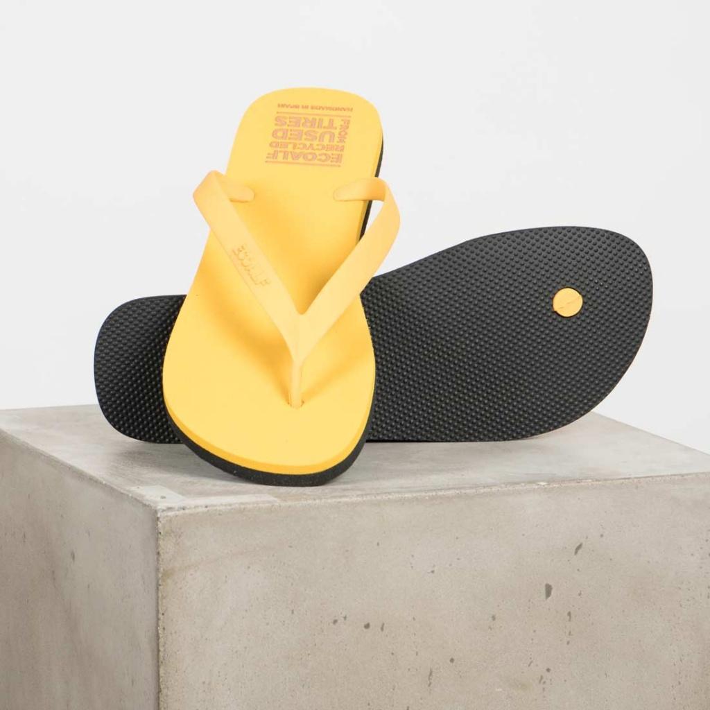 Flip-Flop - Mustard