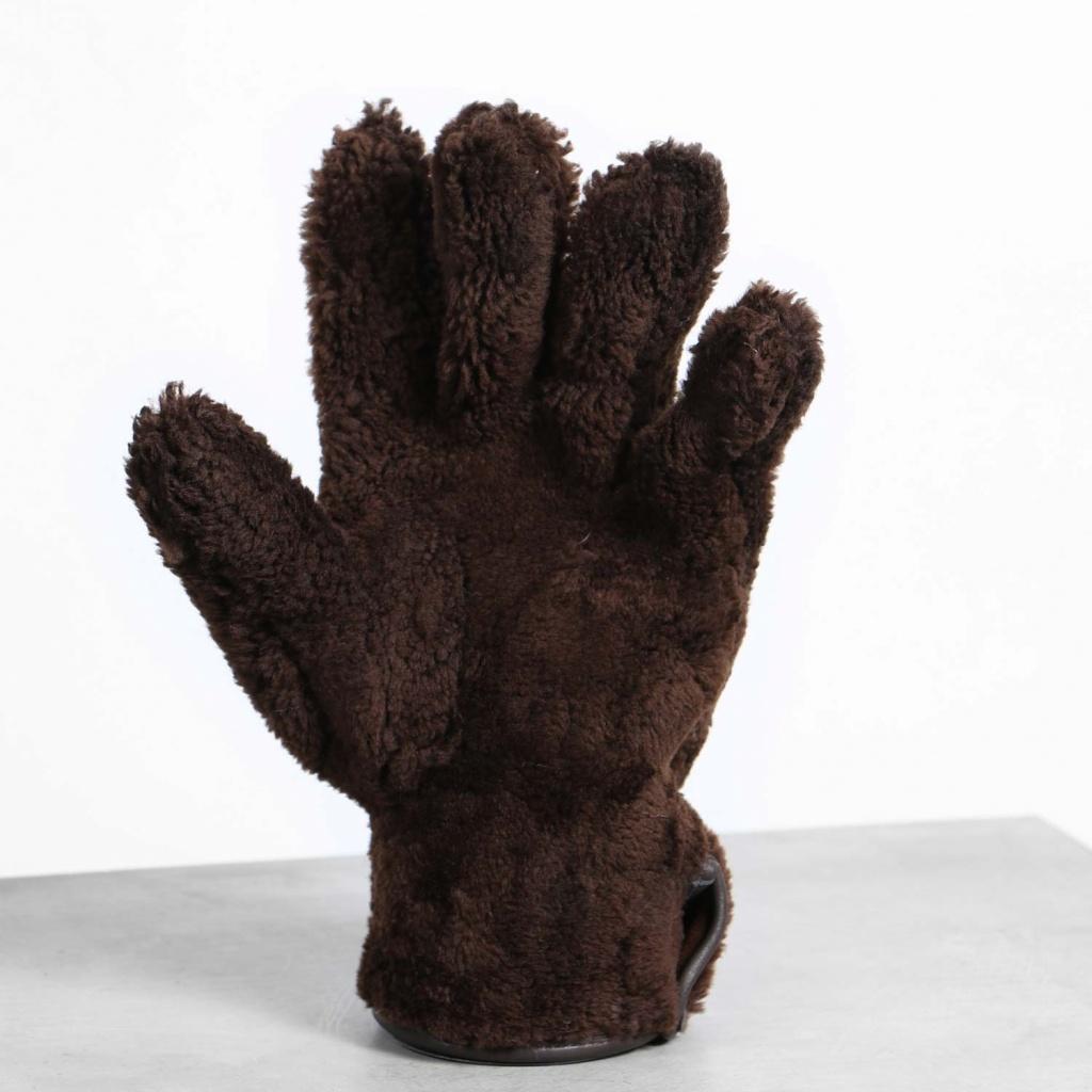 Vinterhandskar - Mörkbruna