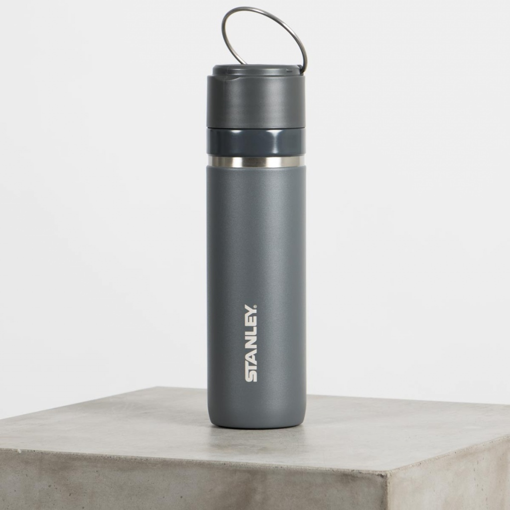 Go Bottle Caramivac 0.7L - Asphalt