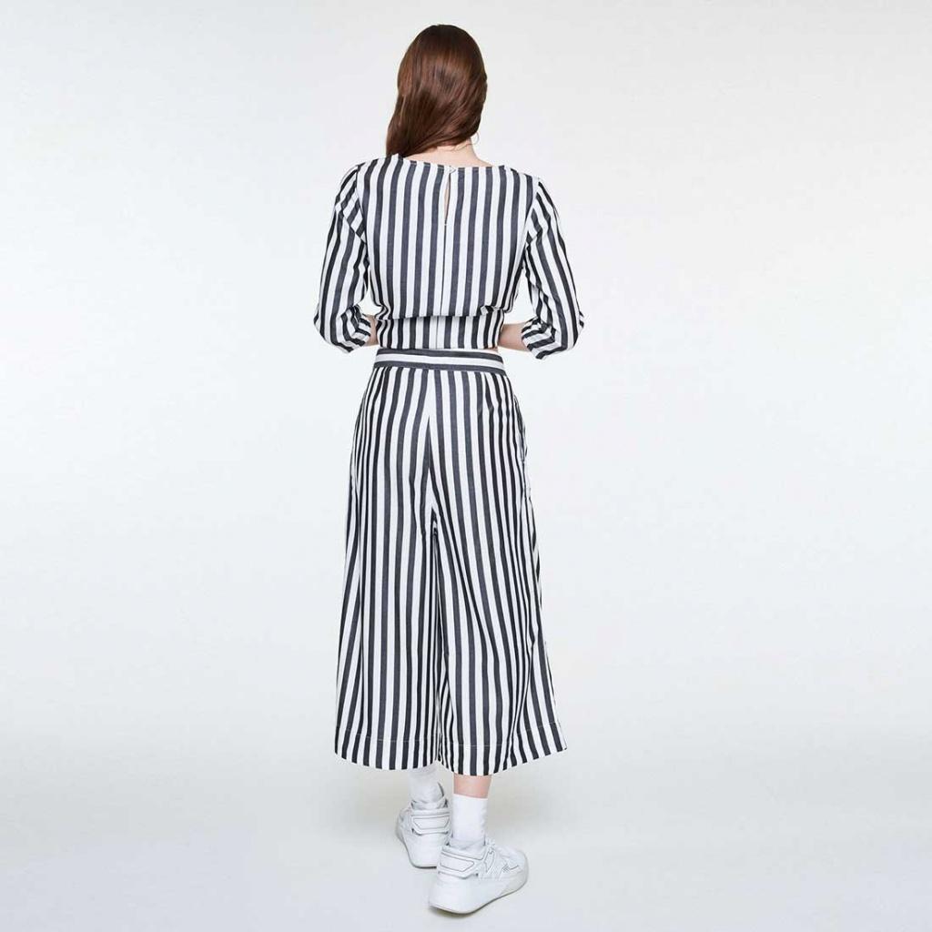 Heddaa Big Stripes - Black