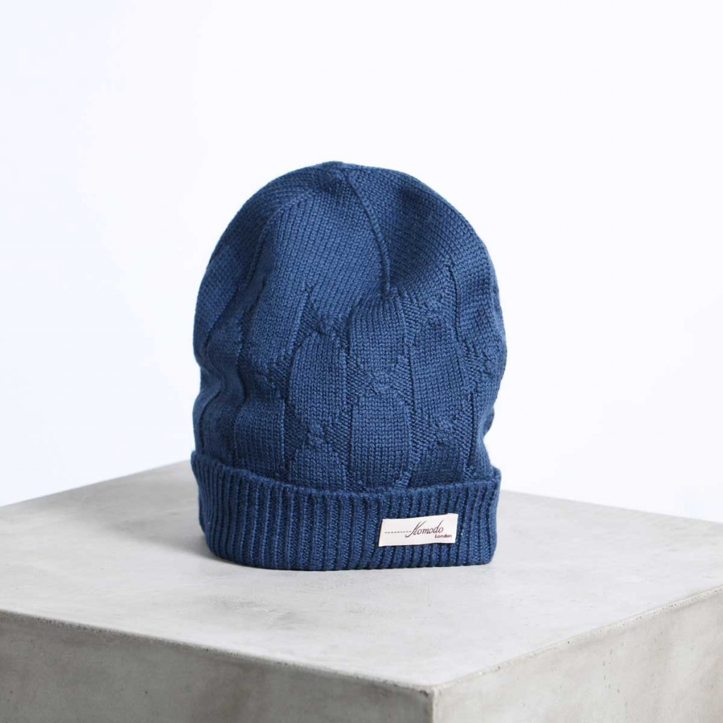 Delphi Hat - Navy