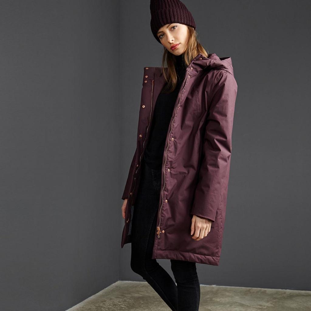 Ariza Coat - Elder