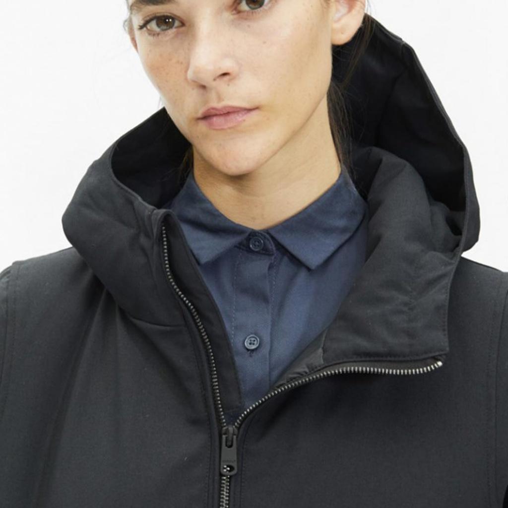 Livorno Coat - Black