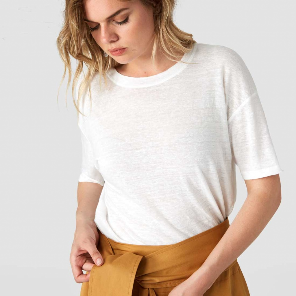 Majaji Linen - White