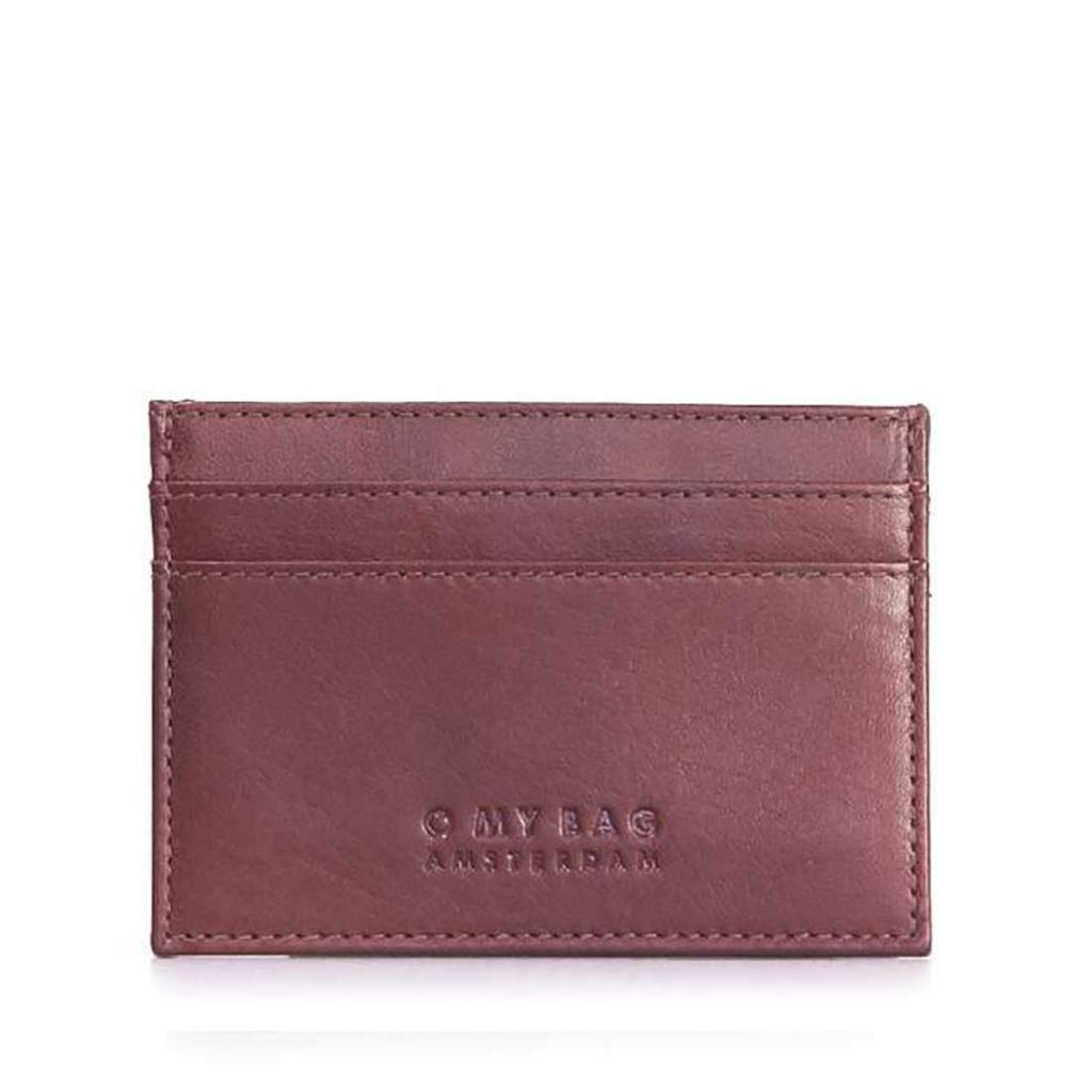Mark's Cardcase - Brandy