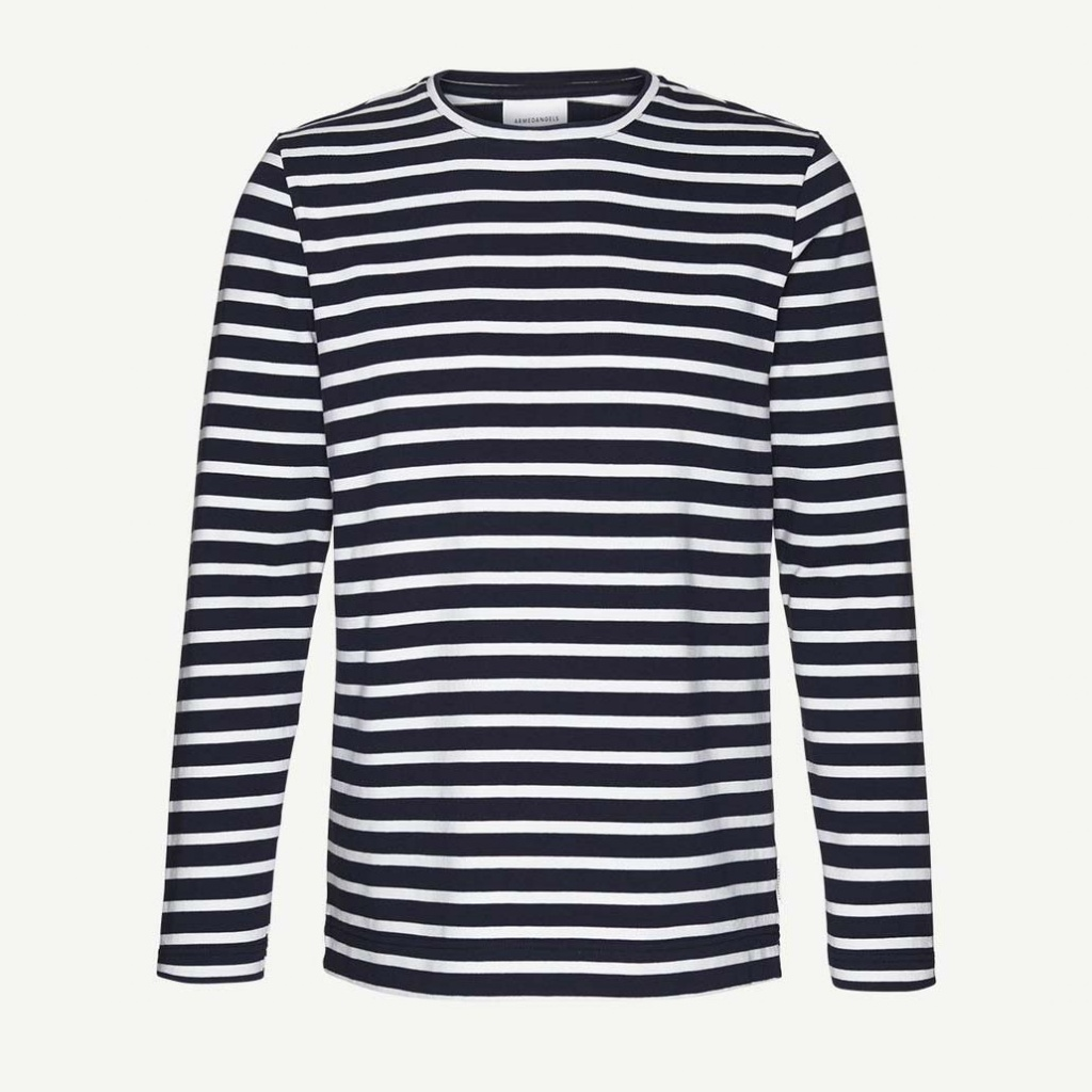Norman Stripes - Navy