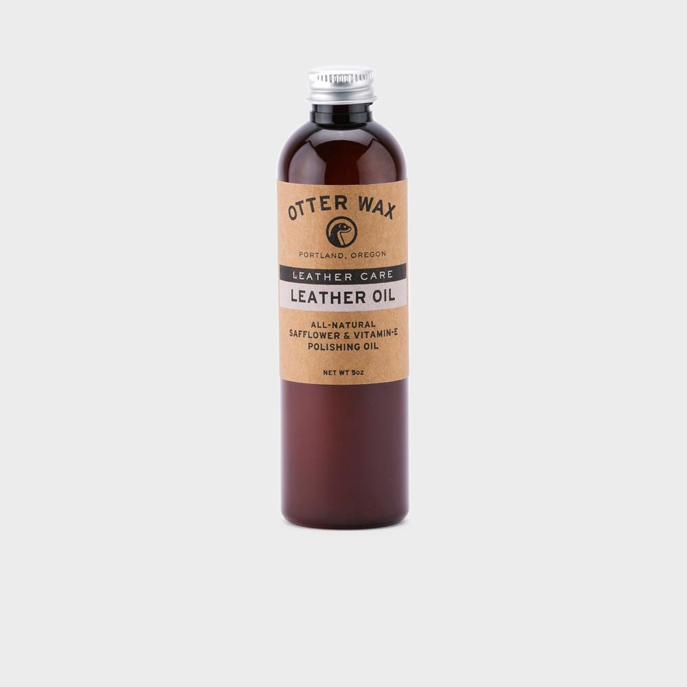 Leather Oil - 9oz