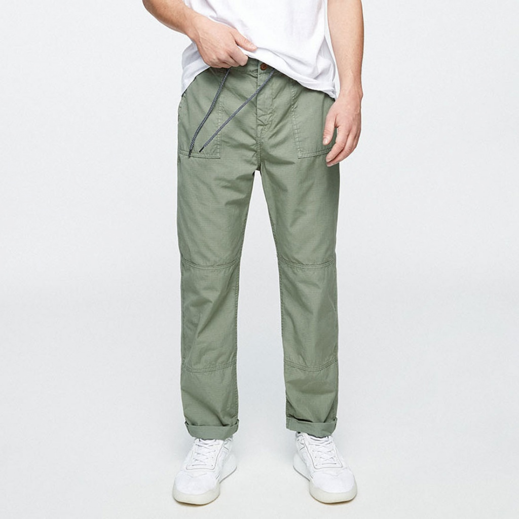 Paavel Ripstop - Olive